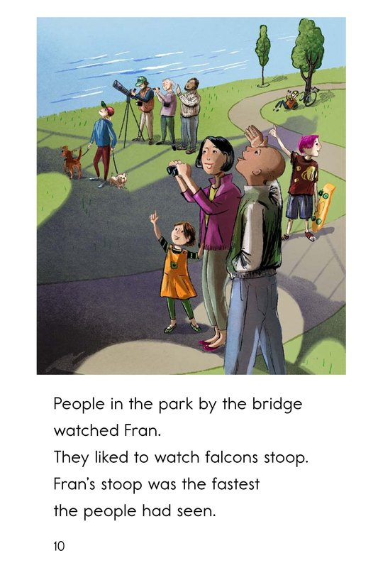 Book Preview For City Falcons Page 10