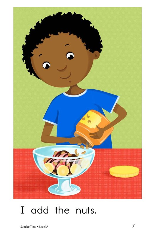 Book Preview For Sundae Time Page 7
