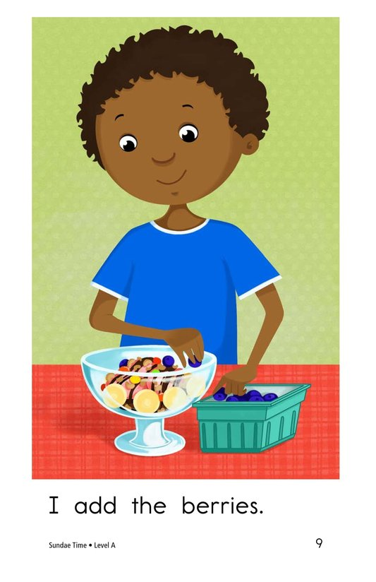 Book Preview For Sundae Time Page 9