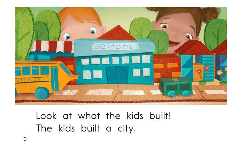 Book Preview For The Kids Built It Page 10