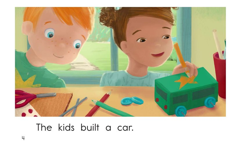 Book Preview For The Kids Built It Page 4