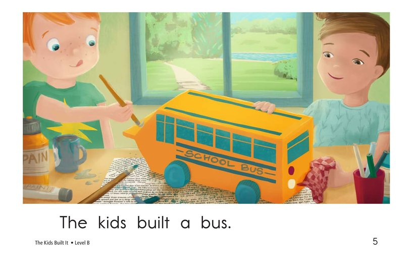 Book Preview For The Kids Built It Page 5