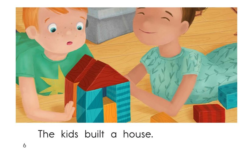 Book Preview For The Kids Built It Page 6