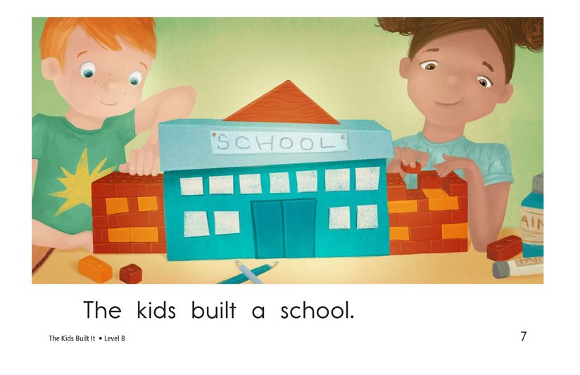 Book Preview For The Kids Built It Page 7