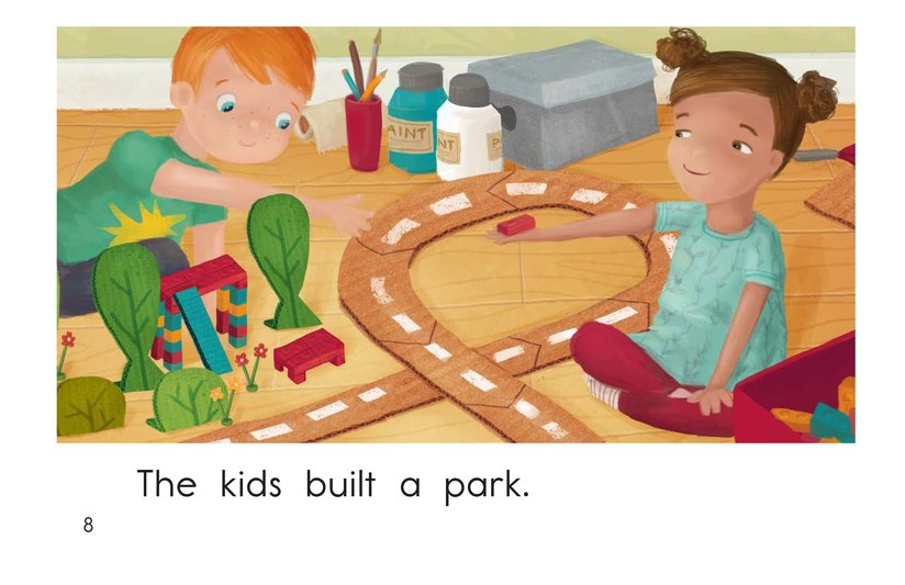 Book Preview For The Kids Built It Page 8
