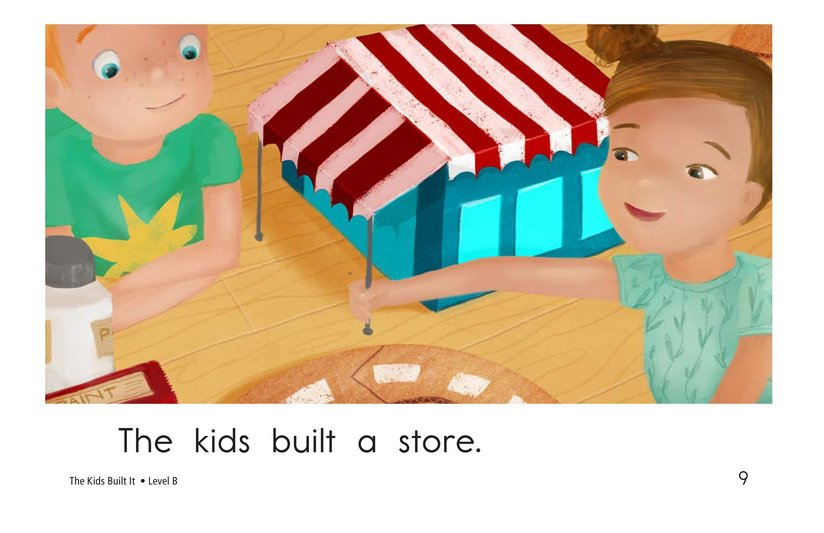 Book Preview For The Kids Built It Page 9