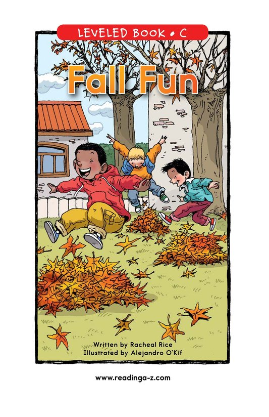 Book Preview For Fall Fun Page 0