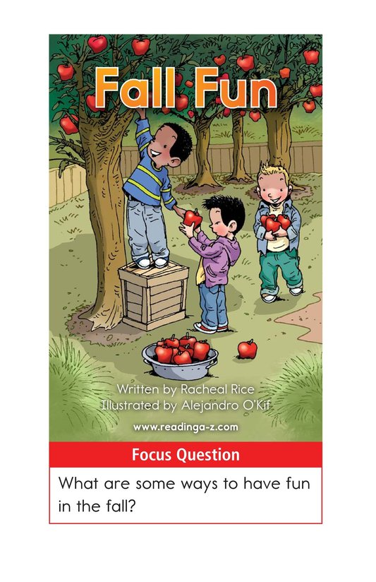 Book Preview For Fall Fun Page 1