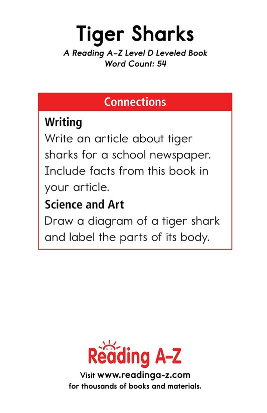 Book Preview For Tiger Sharks Page 13