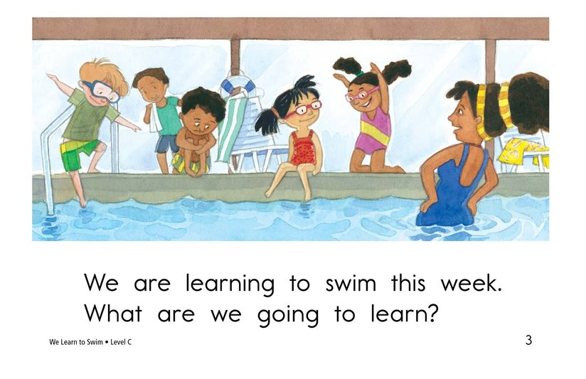 Book Preview For We Learn to Swim Page 3