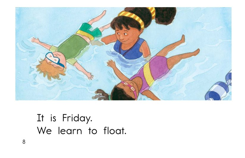 Book Preview For We Learn to Swim Page 8