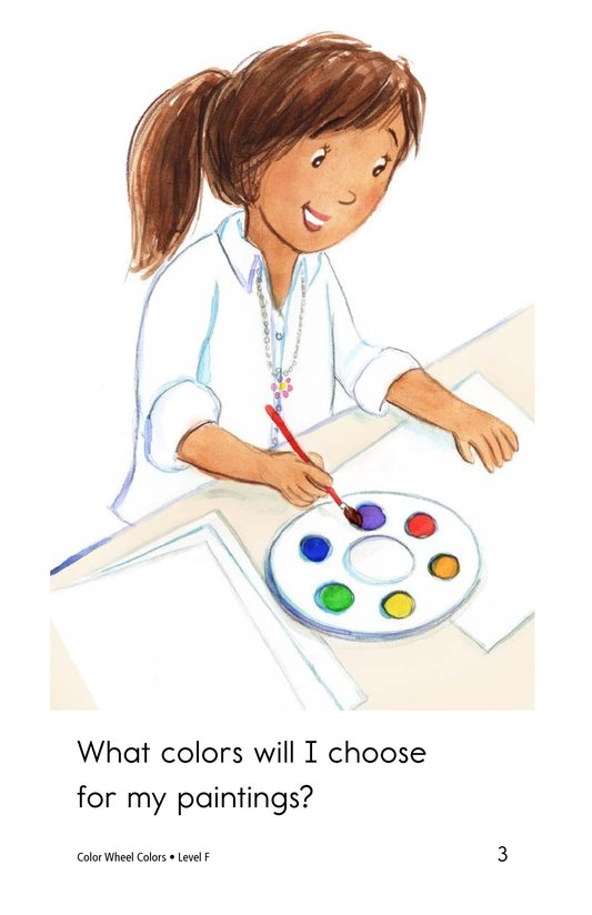 Book Preview For Color Wheel Colors Page 3