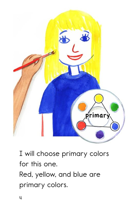 Book Preview For Color Wheel Colors Page 4
