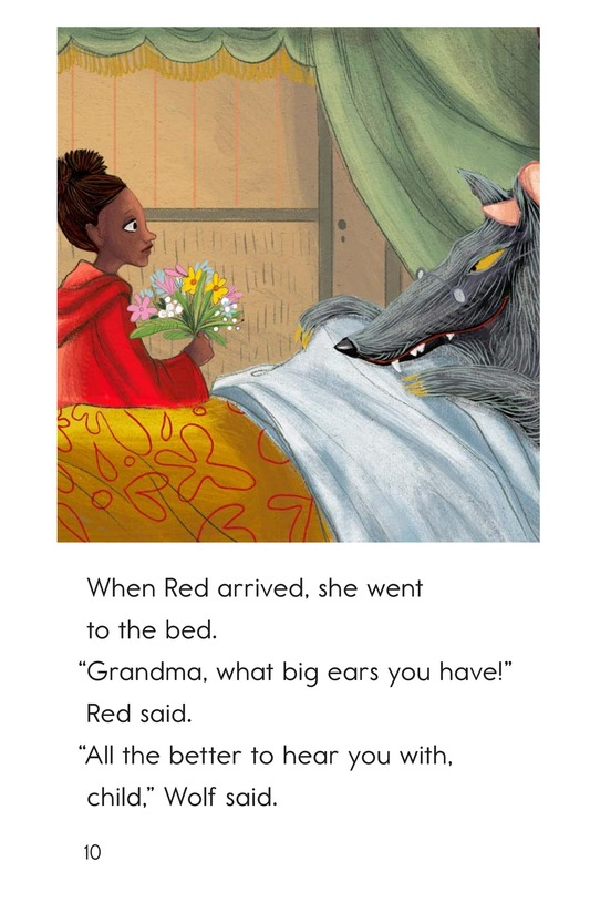 Book Preview For Little Red Riding Hood Page 10