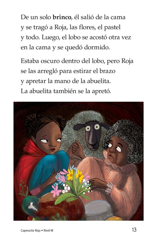 Book Preview For Little Red Riding Hood Page 13