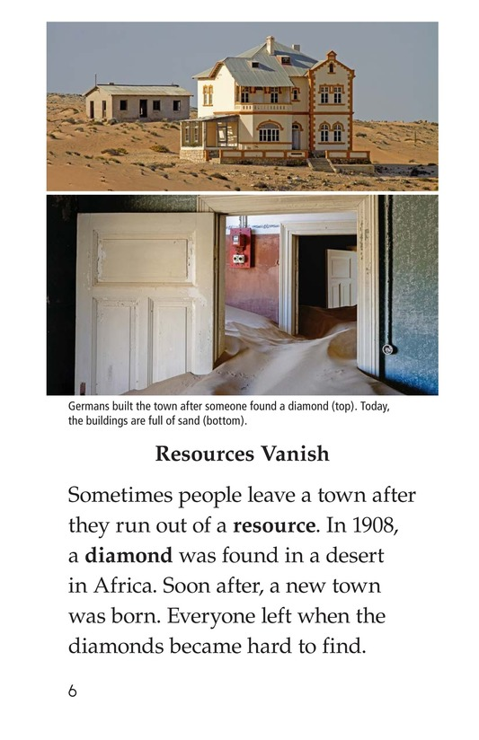 Book Preview For Ghost Towns Page 6