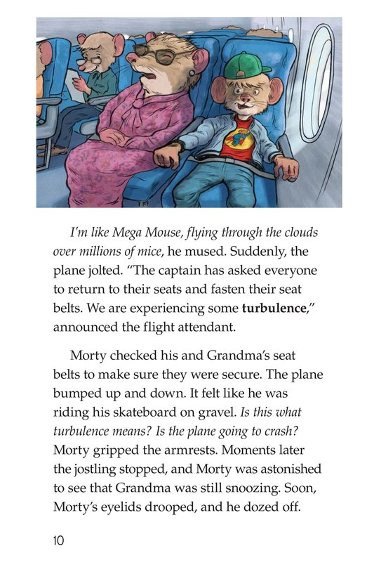 Book Preview For Captain Morty Commands the Sky Page 10
