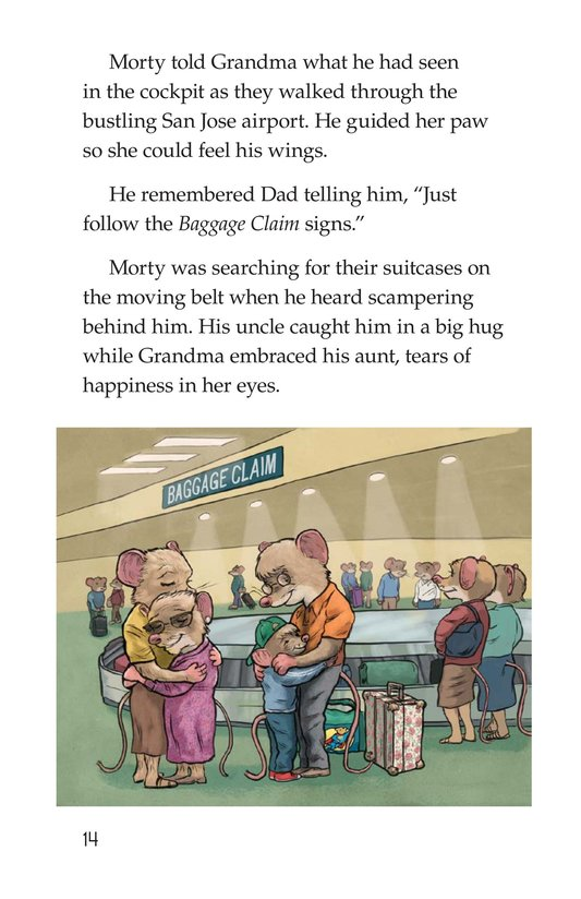 Book Preview For Captain Morty Commands the Sky Page 14
