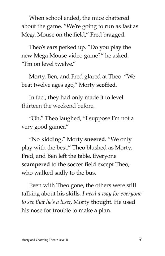 Book Preview For Morty and Charming Theo Page 9
