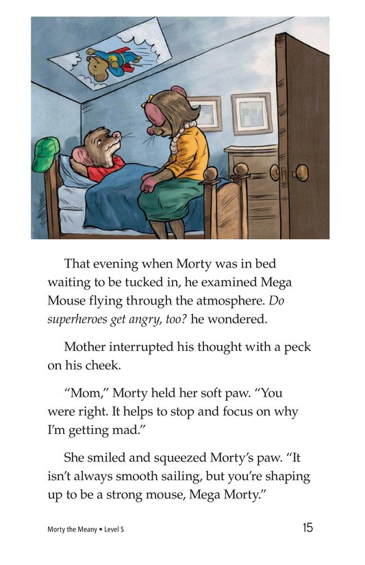 Book Preview For Morty the Meany Page 15