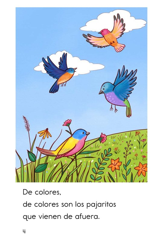 Book Preview For De colores Page 4