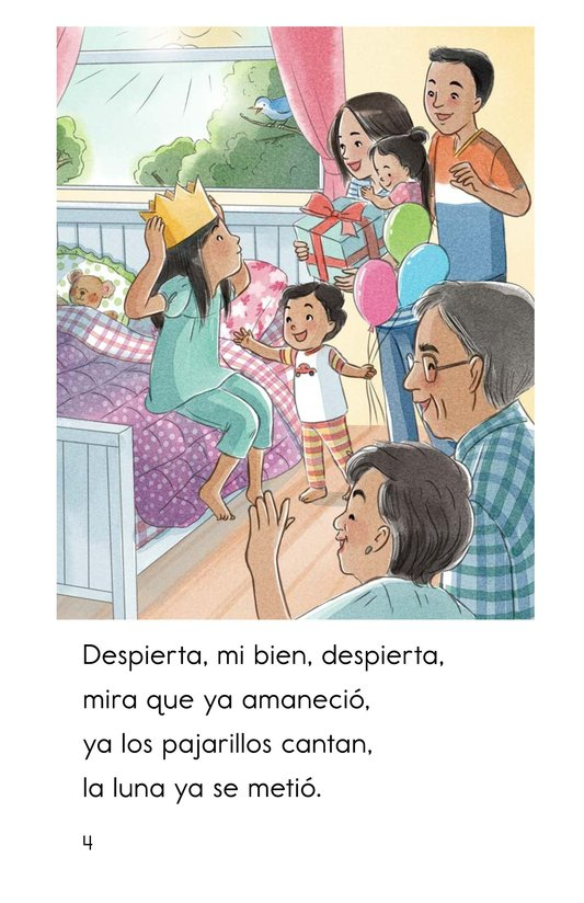 Book Preview For Las mañanitas Page 4