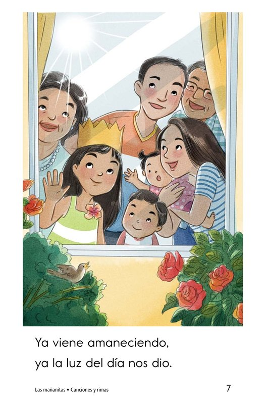 Book Preview For Las mañanitas Page 7