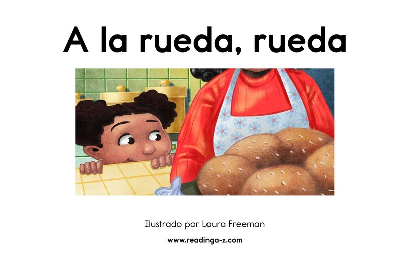 Book Preview For A la rueda, rueda Page 2