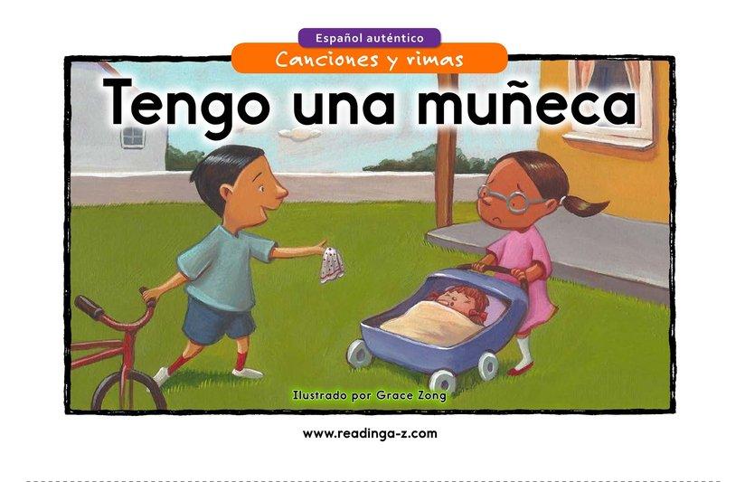 Book Preview For Tengo una muñeca Page 1