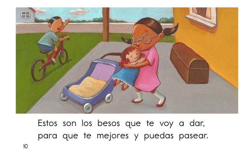 Book Preview For Tengo una muñeca Page 10