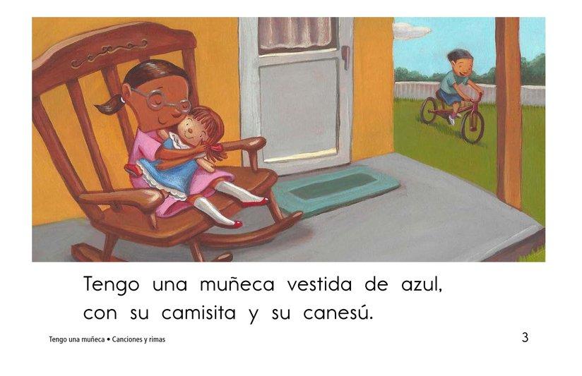 Book Preview For Tengo una muñeca Page 3