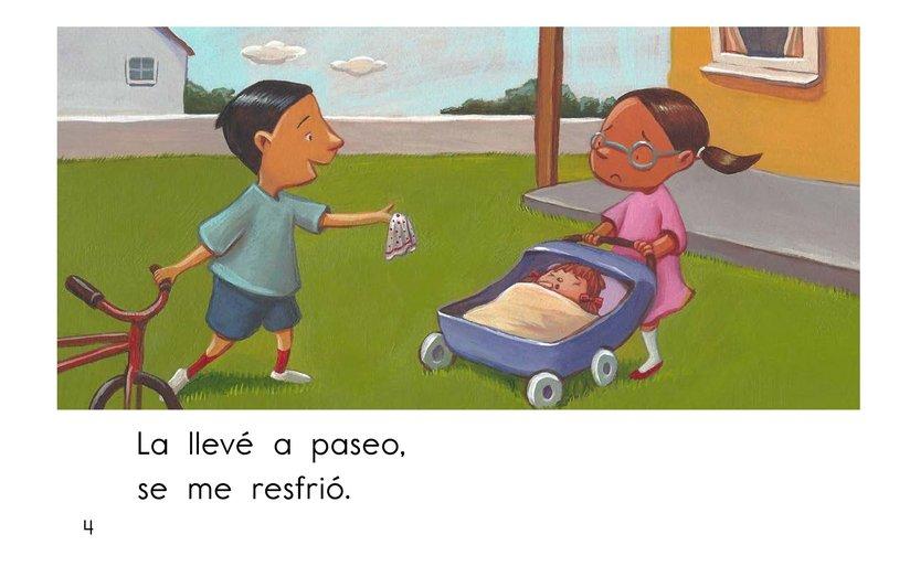 Book Preview For Tengo una muñeca Page 4