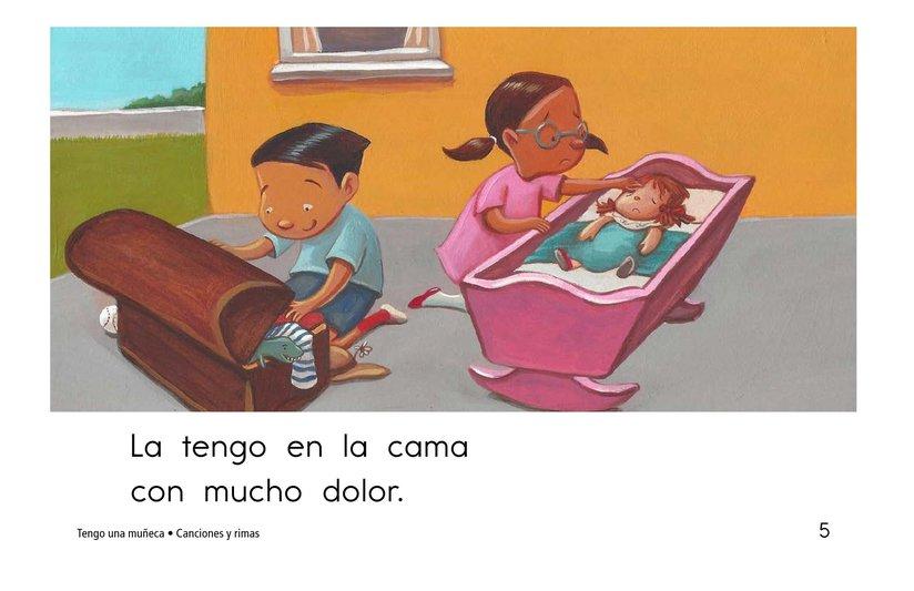 Book Preview For Tengo una muñeca Page 5