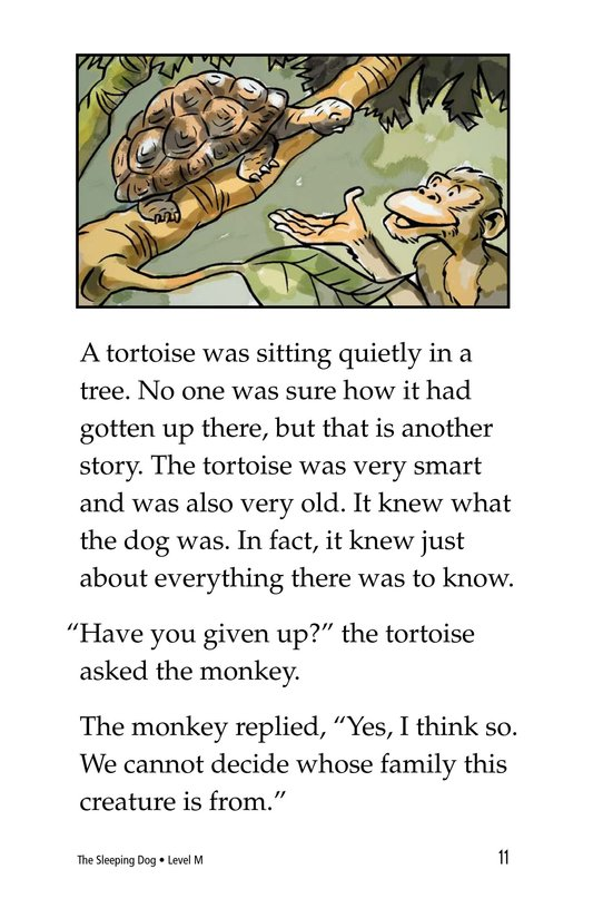 Book Preview For The Sleeping Dog Page 11