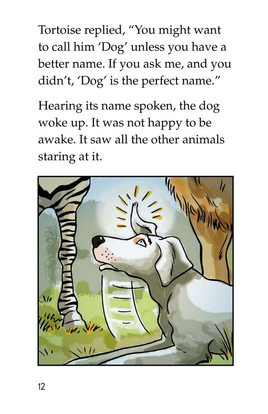 Book Preview For The Sleeping Dog Page 12