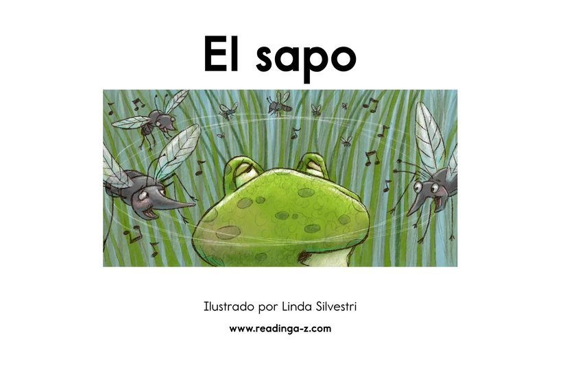 Book Preview For El sapo Page 2