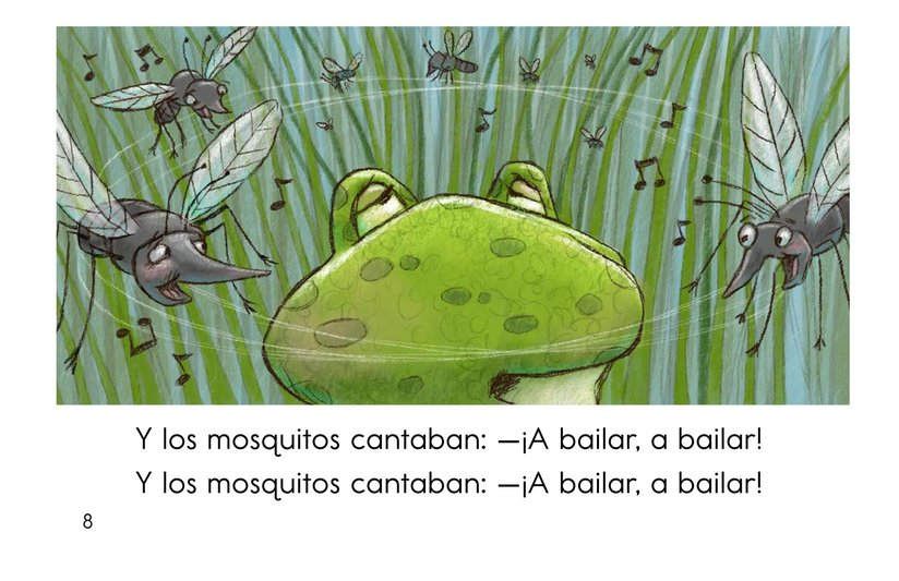 Book Preview For El sapo Page 8