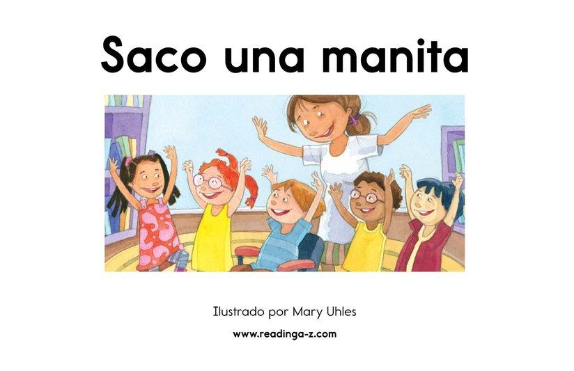 Book Preview For Saco una manita Page 2