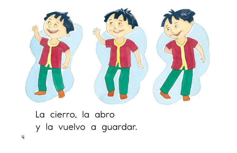 Book Preview For Saco una manita Page 4