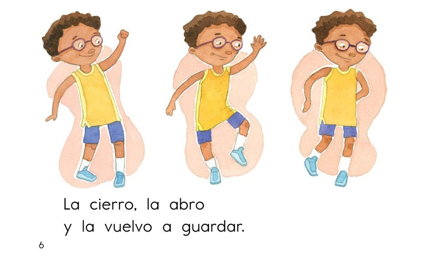 Book Preview For Saco una manita Page 6