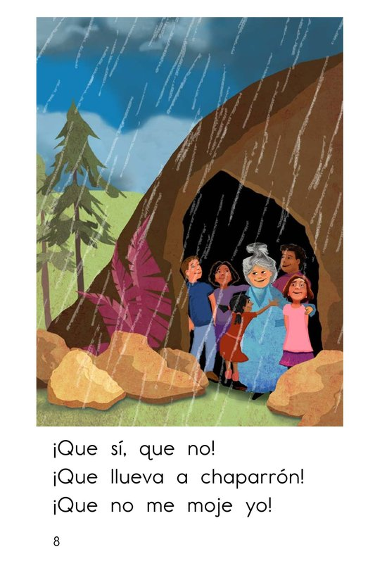 Book Preview For Que llueva, que llueva Page 8