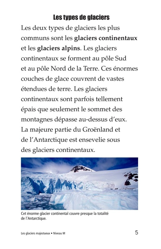 Book Preview For Mighty Glaciers Page 5