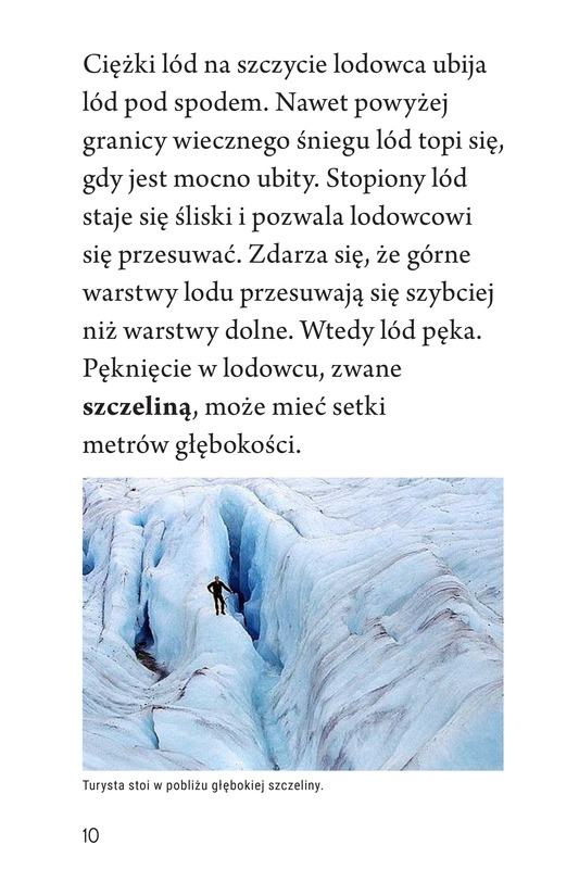 Book Preview For Mighty Glaciers Page 10
