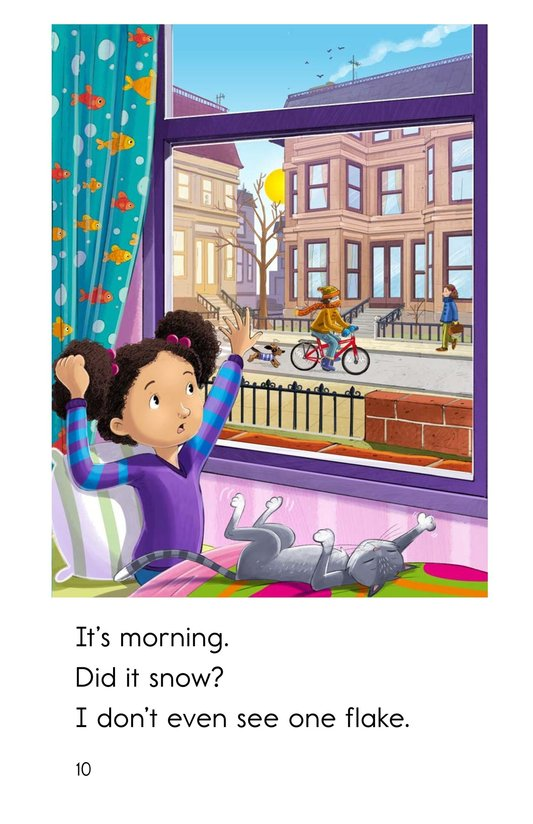 Book Preview For I Need a Snow Day! Page 10
