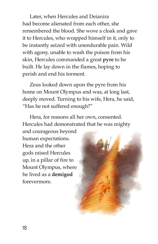 Book Preview For The Labors of Hercules Page 18