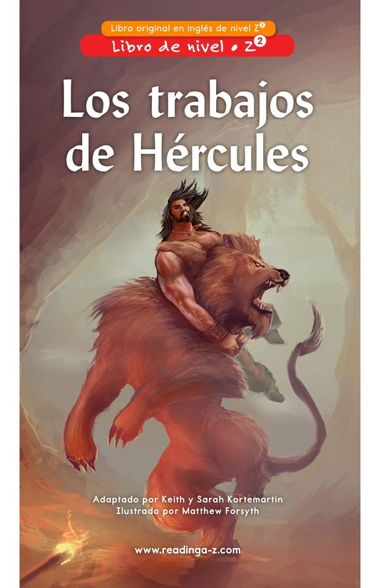 Book Preview For The Labors of Hercules Page 0