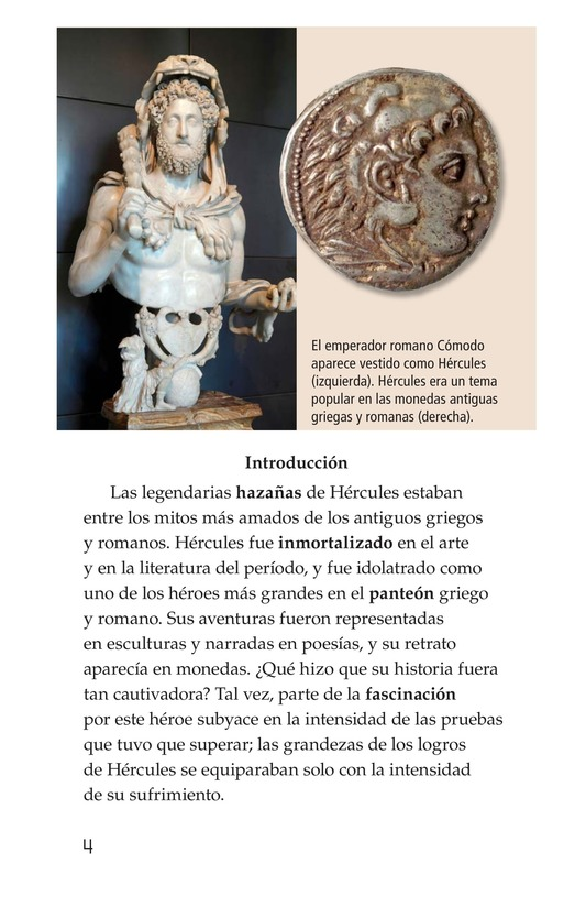 Book Preview For The Labors of Hercules Page 4