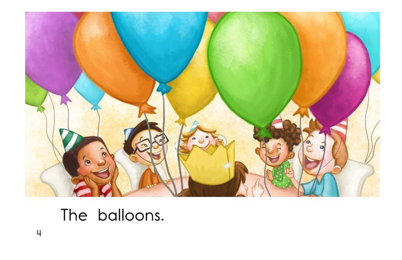 Book Preview For The Birthday Party Page 4