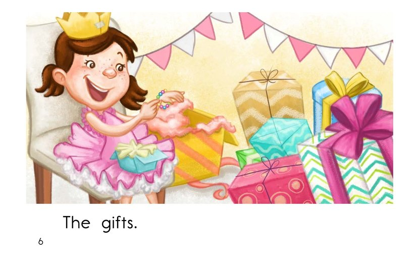 Book Preview For The Birthday Party Page 6