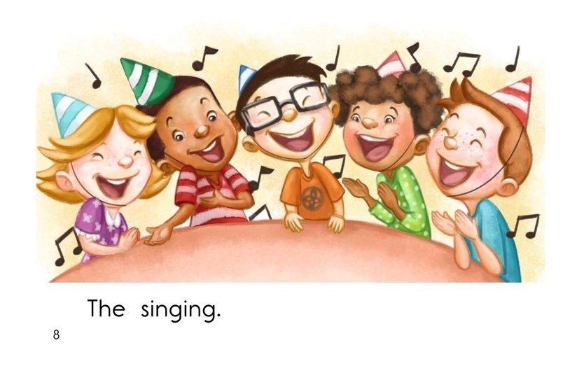 Book Preview For The Birthday Party Page 8
